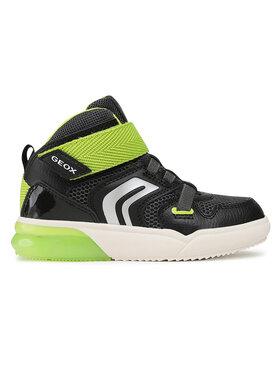 Geox Geox Sneakersy J Grayjay B. C J159YC 014BU C0802 S Čierna