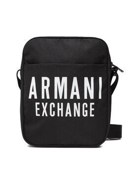 Armani Exchange Armani Exchange Saszetka nerka 952337 9A124 00020 Czarny