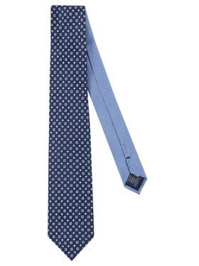 Tommy Hilfiger Tailored Tommy Hilfiger Tailored Krawatte Silk Design TT0TT06491 Dunkelblau