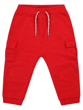 Mayoral Mayoral Spodnie dresowe 1543 Czerwony Regular Fit