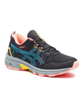 Asics Asics Обувки Gel-Venture 8 1012A708 Черен