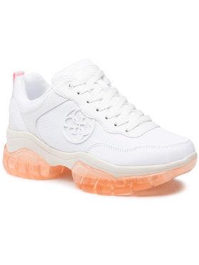 Guess Guess Sneakersy Dreamer FL6DRE ELE12 Biały