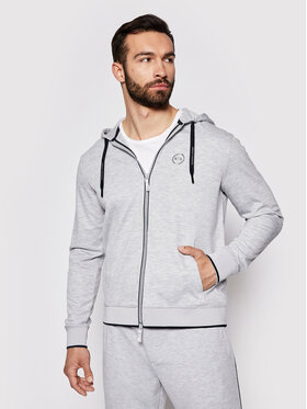 Armani Exchange Armani Exchange Sweatshirt 8NZM74 Z9N1Z 3929 Gris Regular Fit