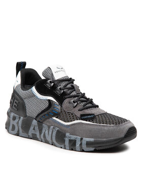 Voile Blanche Voile Blanche Sneakersy Club01 0012014395.04.1B67 Szary