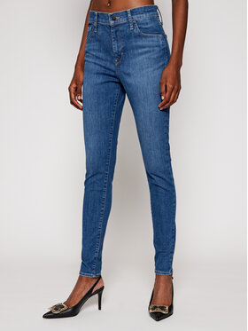 Levi's® Levi's® Jeansy Super Skinny Fit 720™ 52797-0193 Blu Super Skinny FIt