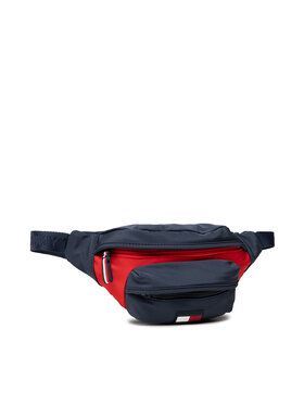 Tommy Jeans Tommy Jeans Τσαντάκι μέσης Boys Youth Bumbag AM0AM07492 Σκούρο μπλε