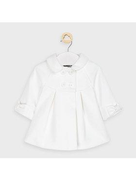 Mayoral Mayoral Átmeneti kabát 2466 Fehér Regular Fit