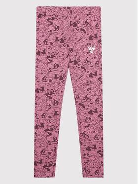 Hummel Hummel Leggings SPACE JAM Onze 215875 Rózsaszín Slim Fit