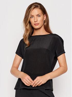 MAX&Co. MAX&Co. Блуза Chiara 79449821 Черен Regular Fit