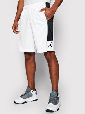 Nike Nike Αθλητικό σορτς Jordan Dri-Fit Air CD5064 Λευκό Standard Fit