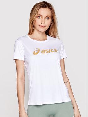 Asics Asics Технічна футболка Sakura 2012B947 Білий Regular Fit