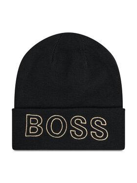 Boss Boss Čiapka J11087 D Čierna