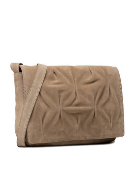 Coccinelle Coccinelle Torebka IC1 Marquise Goodie Suede E1 IC1 12 01 01 Brązowy