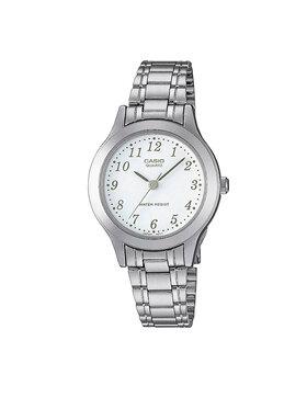 Casio Casio Годинник LTP-1128A-7BH Срібний