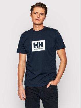 Helly Hansen Helly Hansen T-shirt Box 53285 Bleu marine Regular Fit