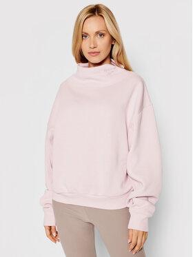 Reebok Reebok Bluza Classics Cozy GS1692 Różowy Oversize