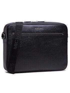 MICHAEL Michael Kors MICHAEL Michael Kors Чанта за лаптоп Hudson 33S1LHDM1L Черен