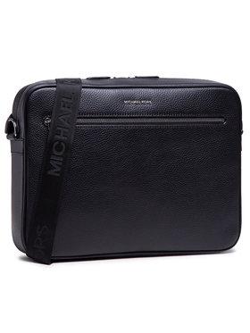 MICHAEL Michael Kors MICHAEL Michael Kors Geantă pentru laptop Hudson 33S1LHDM1L Negru