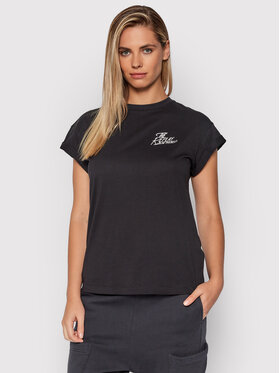 Replay Replay Tricou W3328C.000.23120P Negru Relaxed Fit