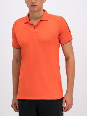Helly Hansen Helly Hansen Polo Ocean 53011 Pomarańczowy Fitted Fit
