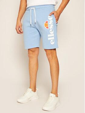 Ellesse Ellesse Sportshorts Bossini Fleece SHE08748 Blau Regular Fit