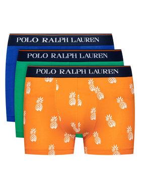 Polo Ralph Lauren Polo Ralph Lauren Sada 3 párů boxerek 3Pk 714830299010 Barevná