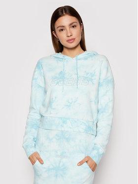 Guess Guess Sweatshirt O1GA39 K68I1 Blau Regular Fit