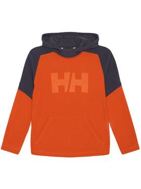 Helly Hansen Helly Hansen Fleecová mikina Daybreaker 41688 Oranžová Regular Fit