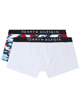 TOMMY HILFIGER TOMMY HILFIGER Lot de 2 boxers Trunk UB0UB00291 Multicolore