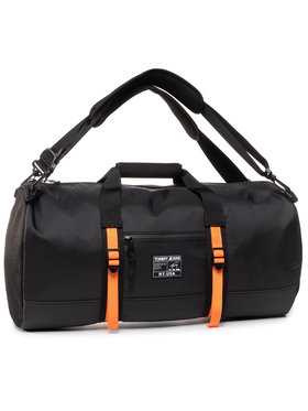Tommy Jeans Tommy Jeans Сак Tjm Urban Tech Duffle Nyl AM0AM05912 Черен