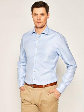 Stenströms Stenströms Marškiniai 775901 3202 Mėlyna Slim Fit