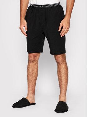 Calvin Klein Underwear Calvin Klein Underwear Pyžamové šortky 000NM1795E Čierna