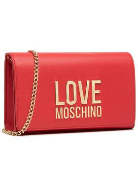 LOVE MOSCHINO LOVE MOSCHINO Дамска чанта JC4127PP1CLN2500 Червен