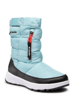 Columbia Columbia Bottes de neige Paninaro™ Omni-Heat™ Pull On BL0118 Bleu