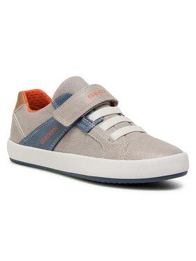 Geox Geox Sneakersy J Gisli B. B J025CB 010FE C5576 M Beżowy