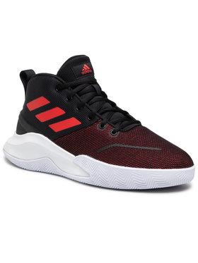 adidas adidas Pantofi Ownthegame FY6008 Negru