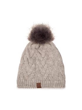 Buff Buff Czapka Knitted & Fleece Hat 123515.014.10.00 Beżowy