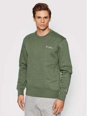 Champion Champion Sweatshirt Logo 216476 Vert Custom Fit