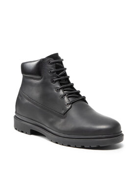 Geox Geox Зимни обувки U Andalo F U16DDF 00045 C9999 Черен