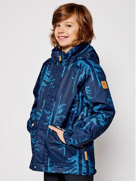 Reima Reima Zimná bunda Nappa 521613 Tmavomodrá Regular Fit