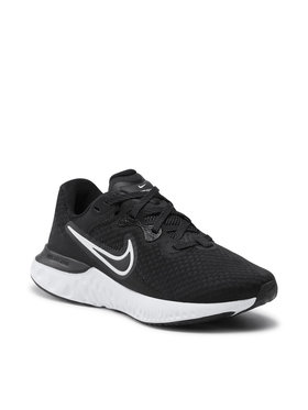 Nike Nike Обувки Renew Run 2 CU3505 005 Черен