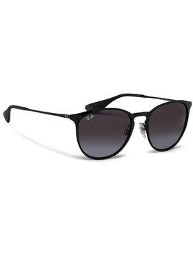 Ray-Ban Ray-Ban Slnečné okuliare Erika Metal 0RB3539 002/8G Čierna