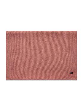 Tommy Hilfiger Tommy Hilfiger Шаль Essential Knit Scarf AW0AW10719 Рожевий