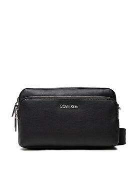Calvin Klein Calvin Klein Дамска чанта Ck Must Camera Bag W/Pck K60K608410 Черен