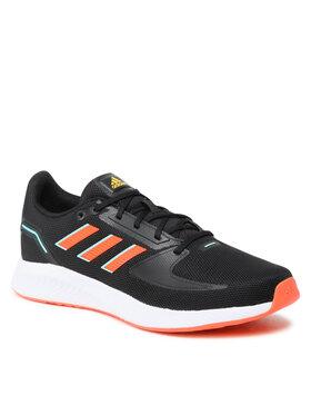 adidas adidas Boty Runfalcon 2.0 H04539 Černá