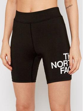 The North Face The North Face Pantaloni scurți sport Kabe NF0A491CJK31 Negru Slim Fit