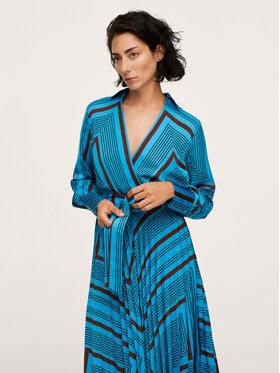 Mango Mango Ing ruha Belice 17045956 Kék Regular Fit