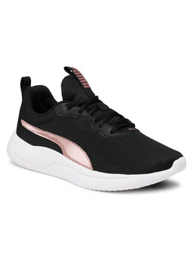 Puma Puma Buty Resolve Metallic Wn'S 195063 01 Czarny