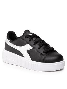 Diadora Diadora Sneakersy Game Step Ps 101.177377 01 C0641 Černá