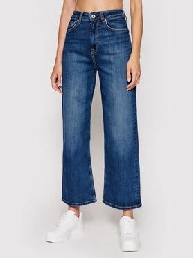 Pepe Jeans Pepe Jeans Jean Lexa Sky High PL203899 Bleu marine Wide Fit